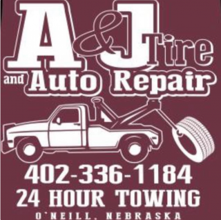 A & J Tire & Auto Repair & Towing