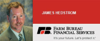 Farm Bureau Financial Services – James Hedstrom