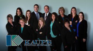 Kaup's Financial Advisors Team